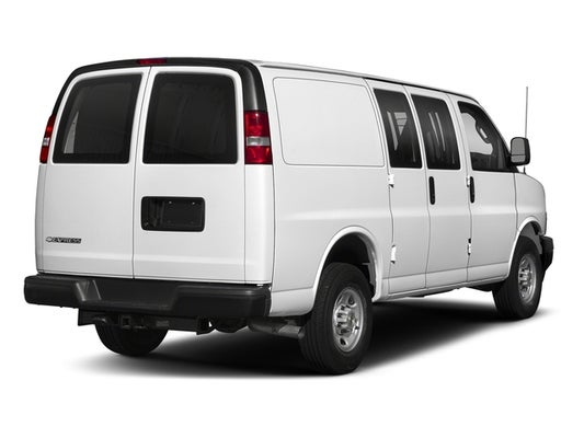 Dodge Work Van >> 2018 Chevrolet Express 2500 Work Van In Columbus Oh Columbus