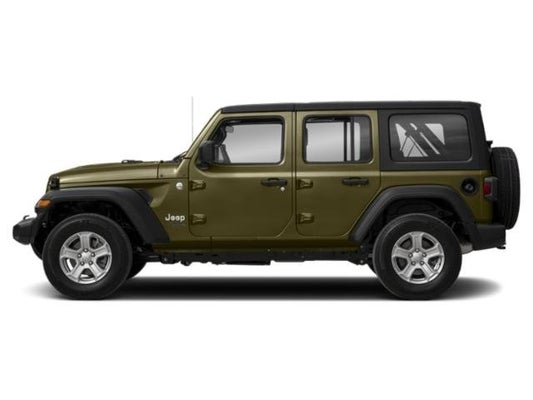 2020 Jeep Wrangler Unlimited Rubicon 4x4 In Columbus Oh