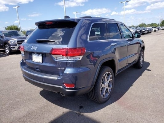 2020 Jeep GRAND CHEROKEE LIMITED 4X4 in Columbus, OH ...