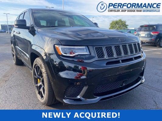 Chrysler Dealership Columbus Ohio >> 2018 Jeep Grand Cherokee Trackhawk 4x4